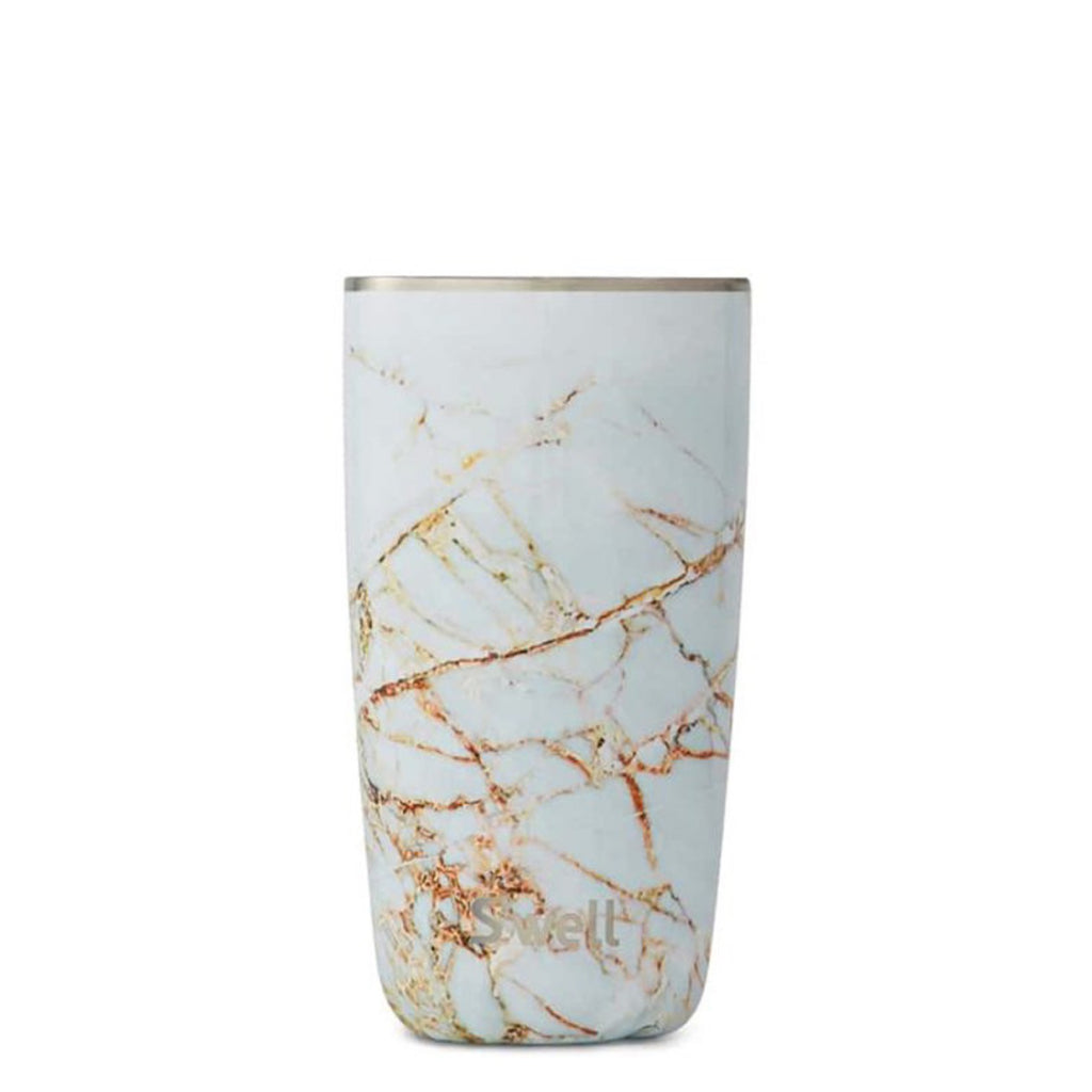 Calacatta Gold Tumbler 18oz 535ml