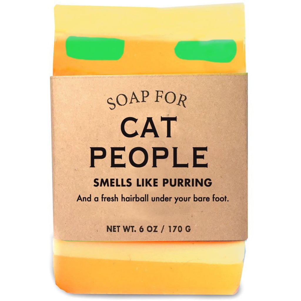 Cat People Bar Soap