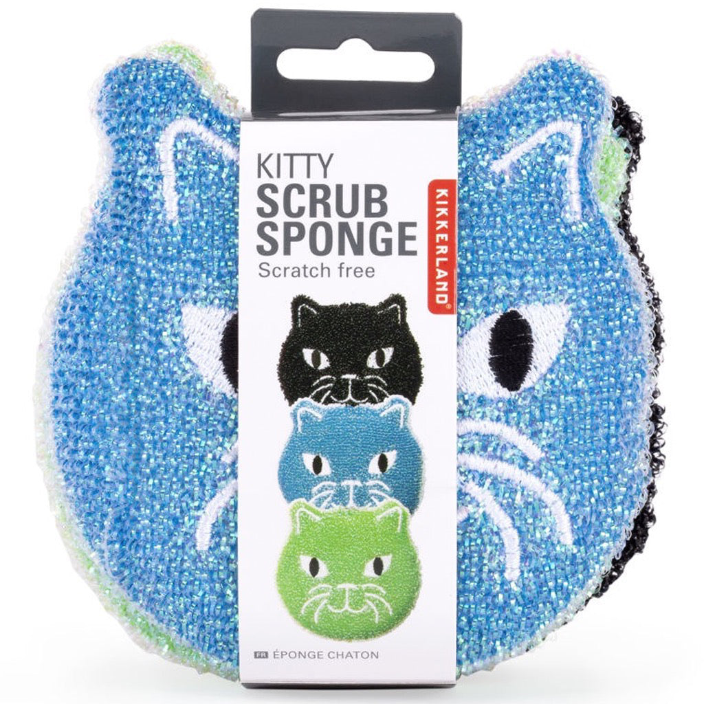 Cat Sponges In Package