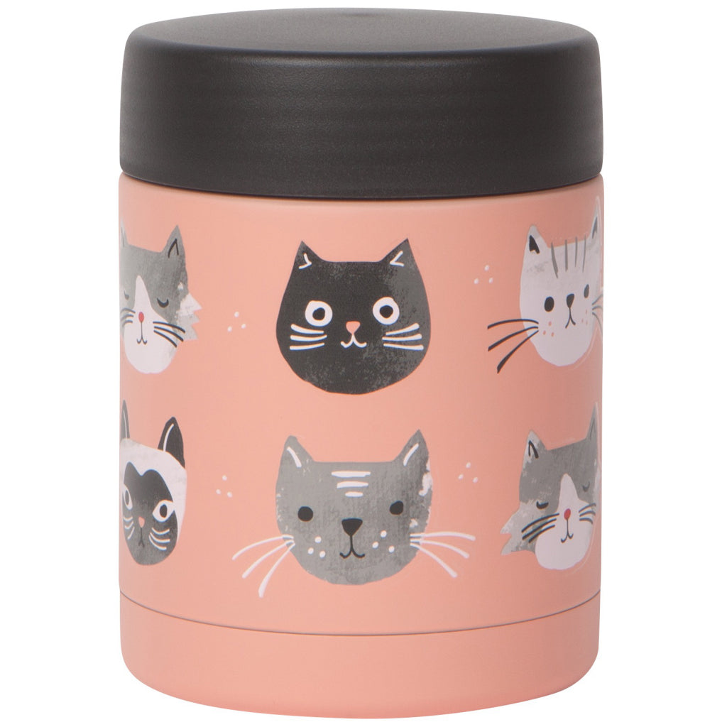 Cats Meow Roam Food Jar Small
