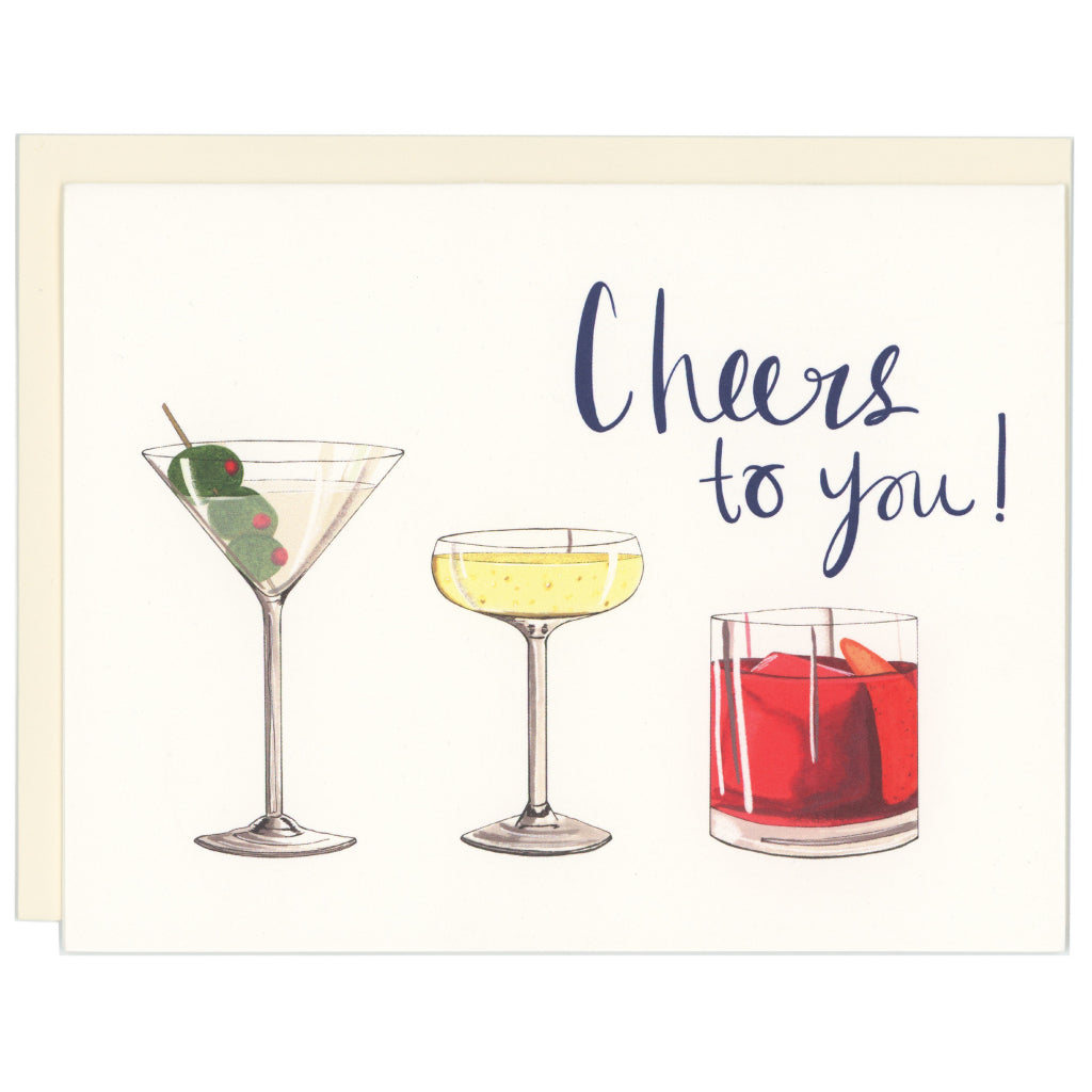 Cheers To You Card