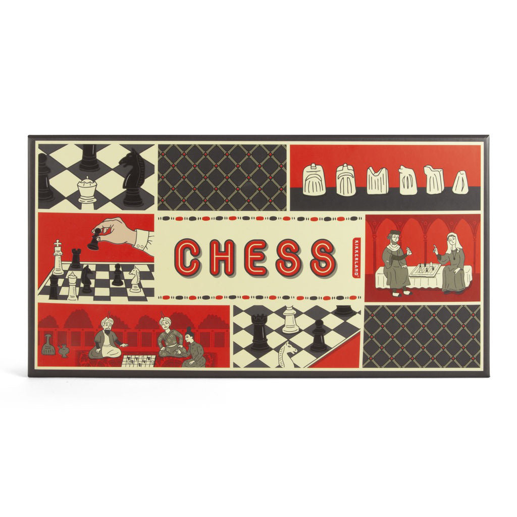 Chess Set Box
