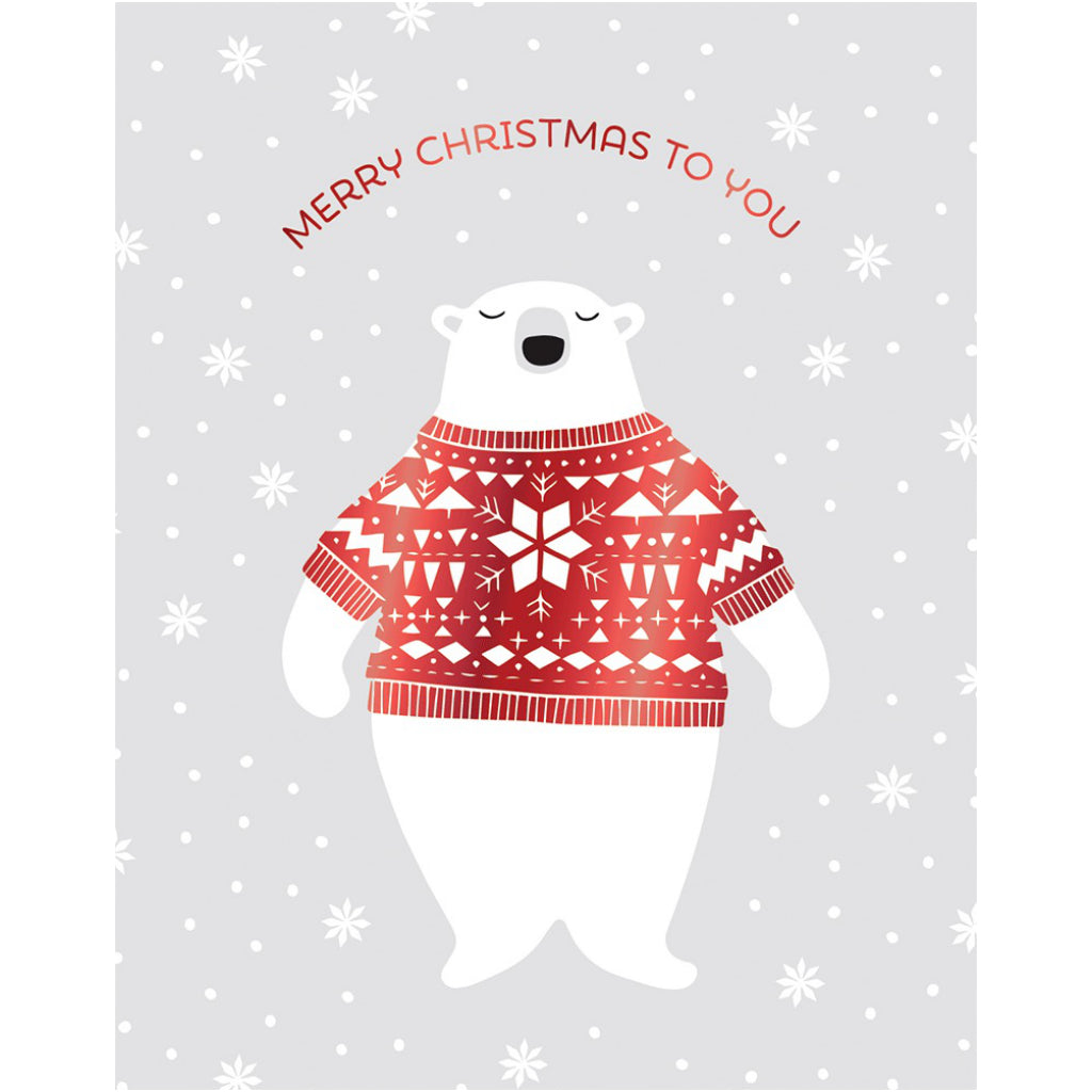 Christmas Swagger Boxed Cards