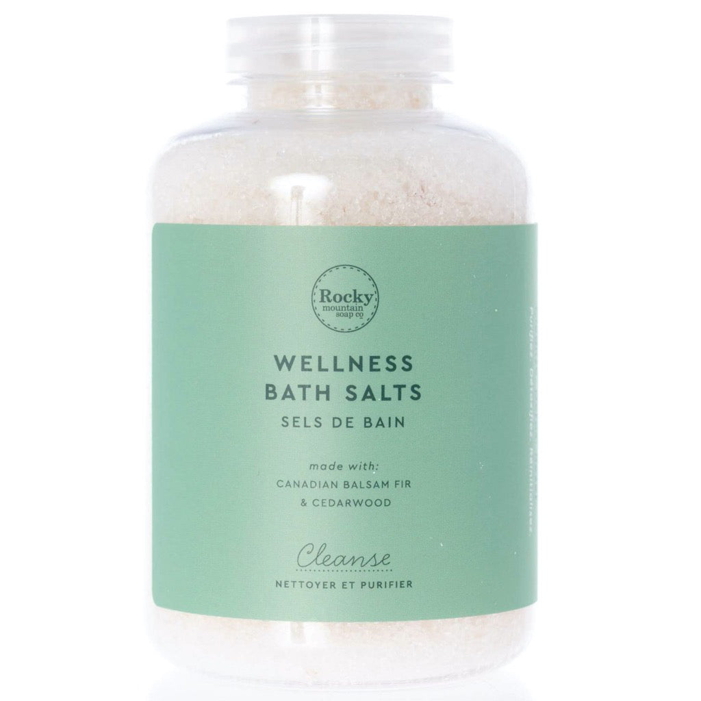Cleanse Wellness Bath Salts