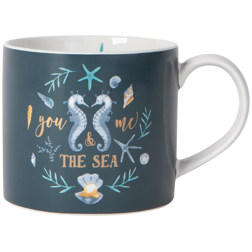 Coastal Treasures Mug