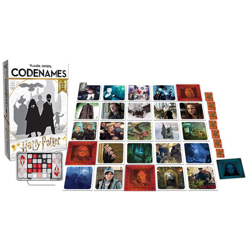 Codenames: Harry Potter Whole game