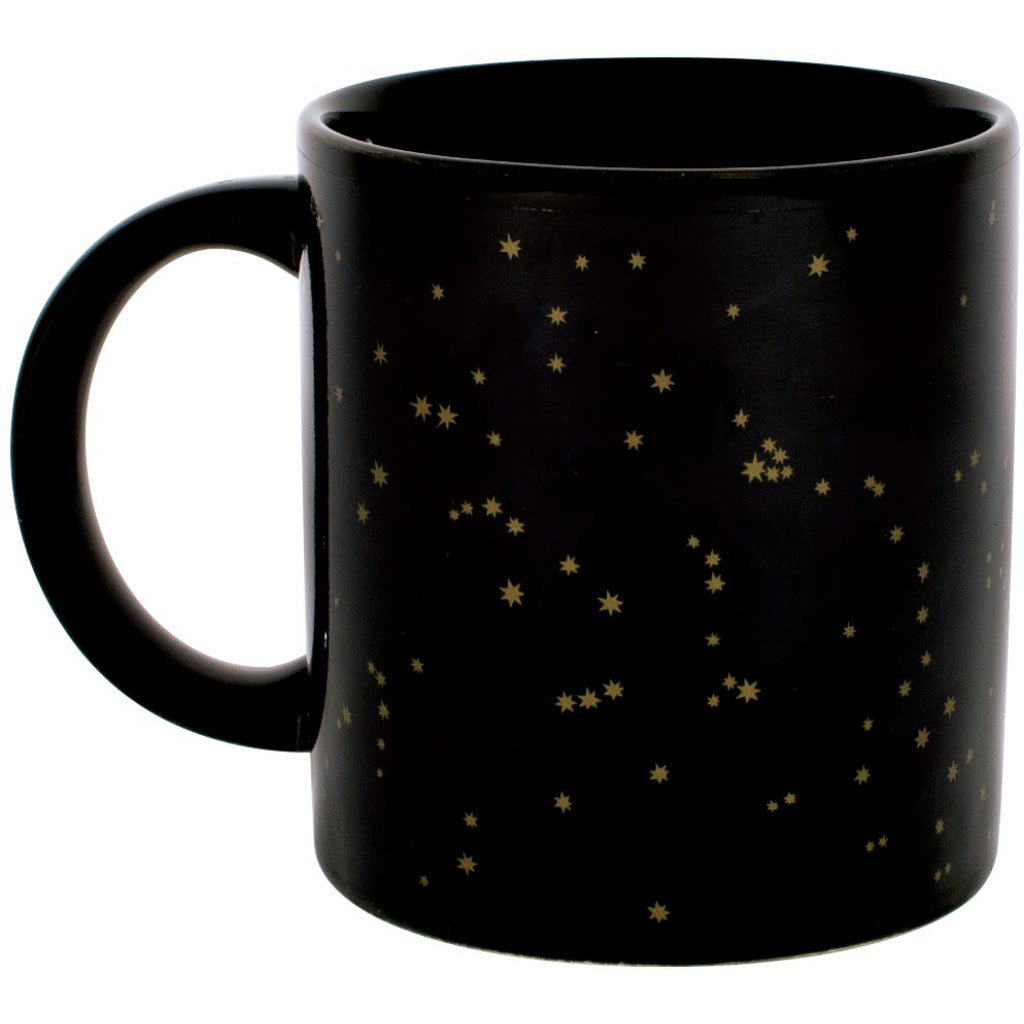 Before of Constellations Mug Gold.
