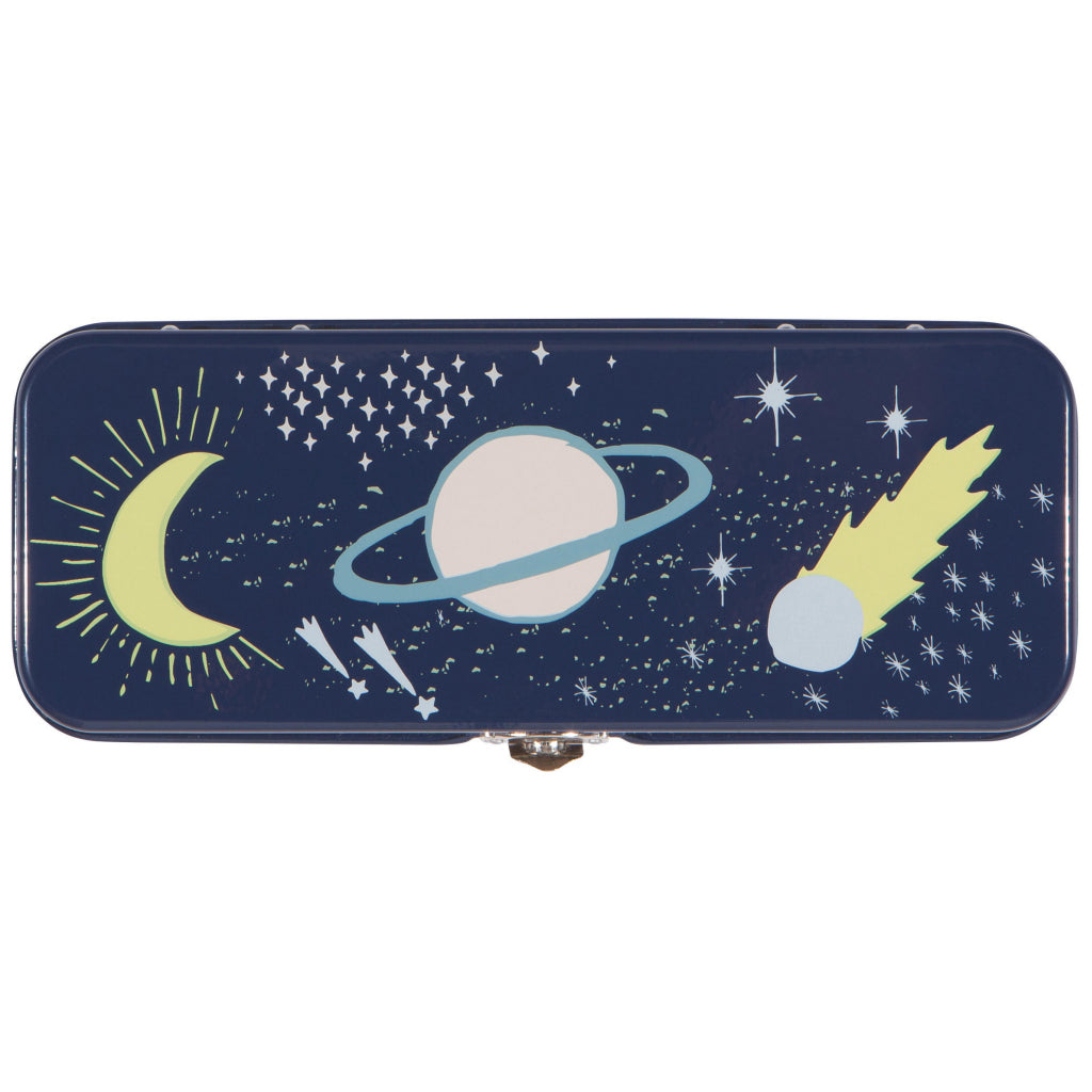 Cosmic Pencil Box Top Down