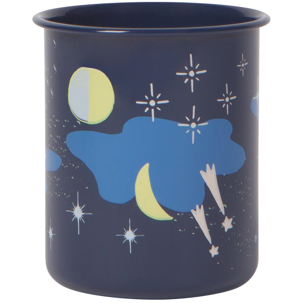 Cosmic Pencil Cup Reverse