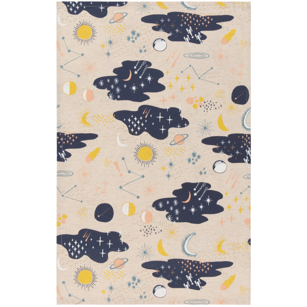 Cosmic Tea Towels First Towel