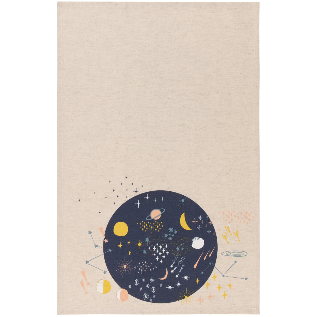 Cosmic Tea Towels Second Towel