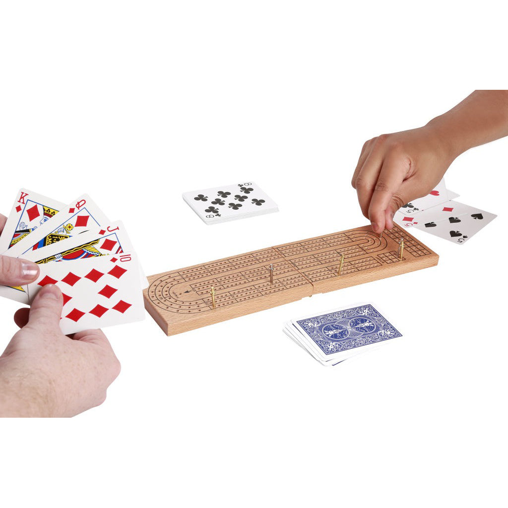 Cribbage In Use