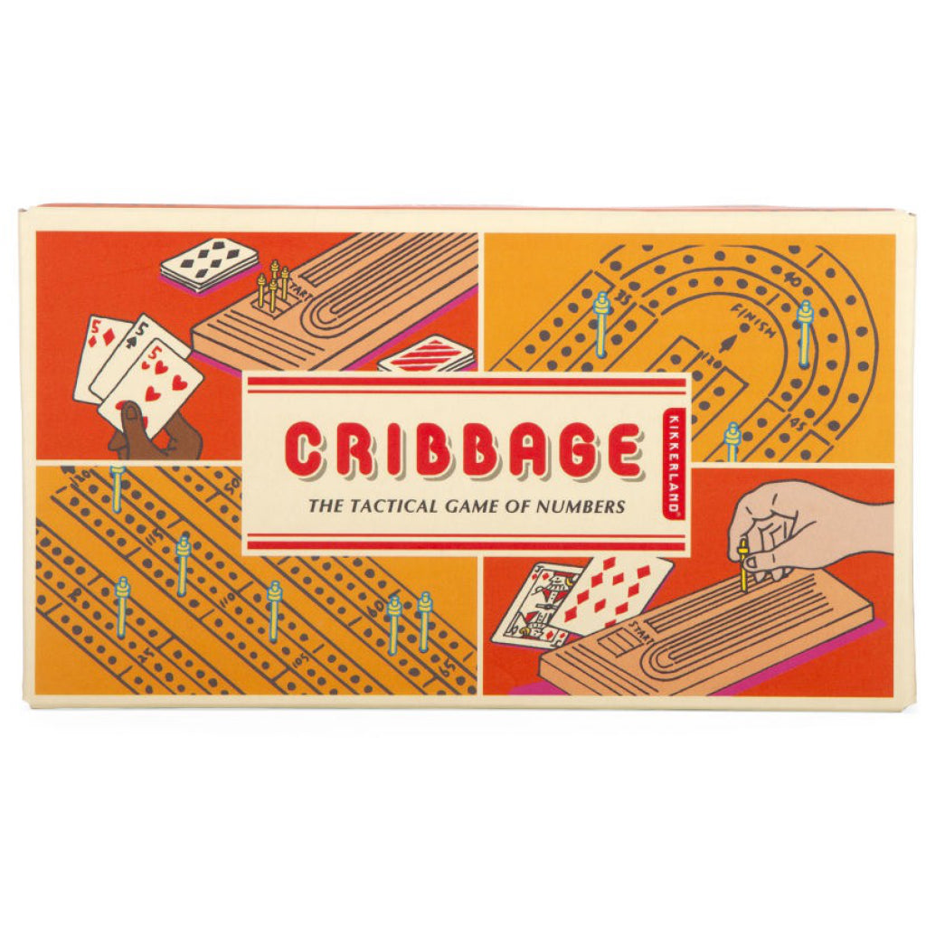 Cribbage Packaged