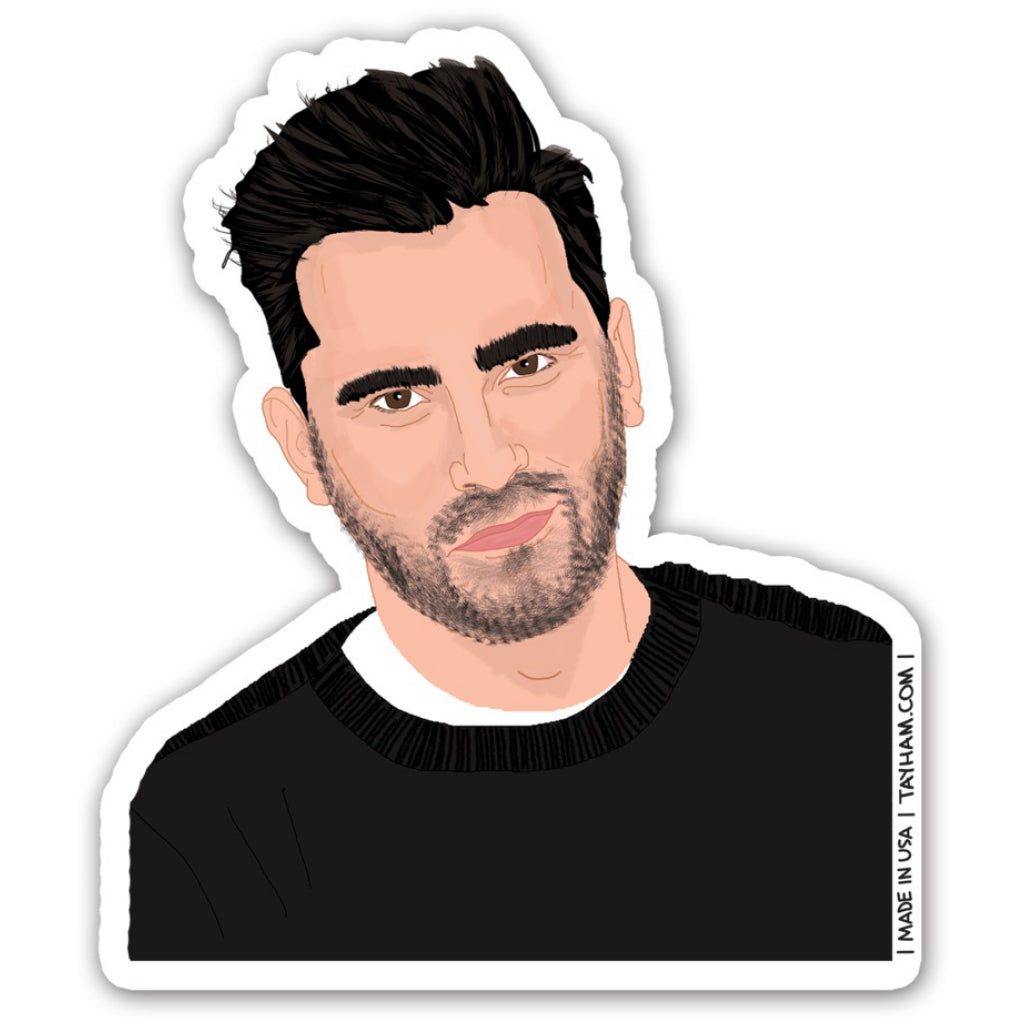 David Schitt's Creek Magnet