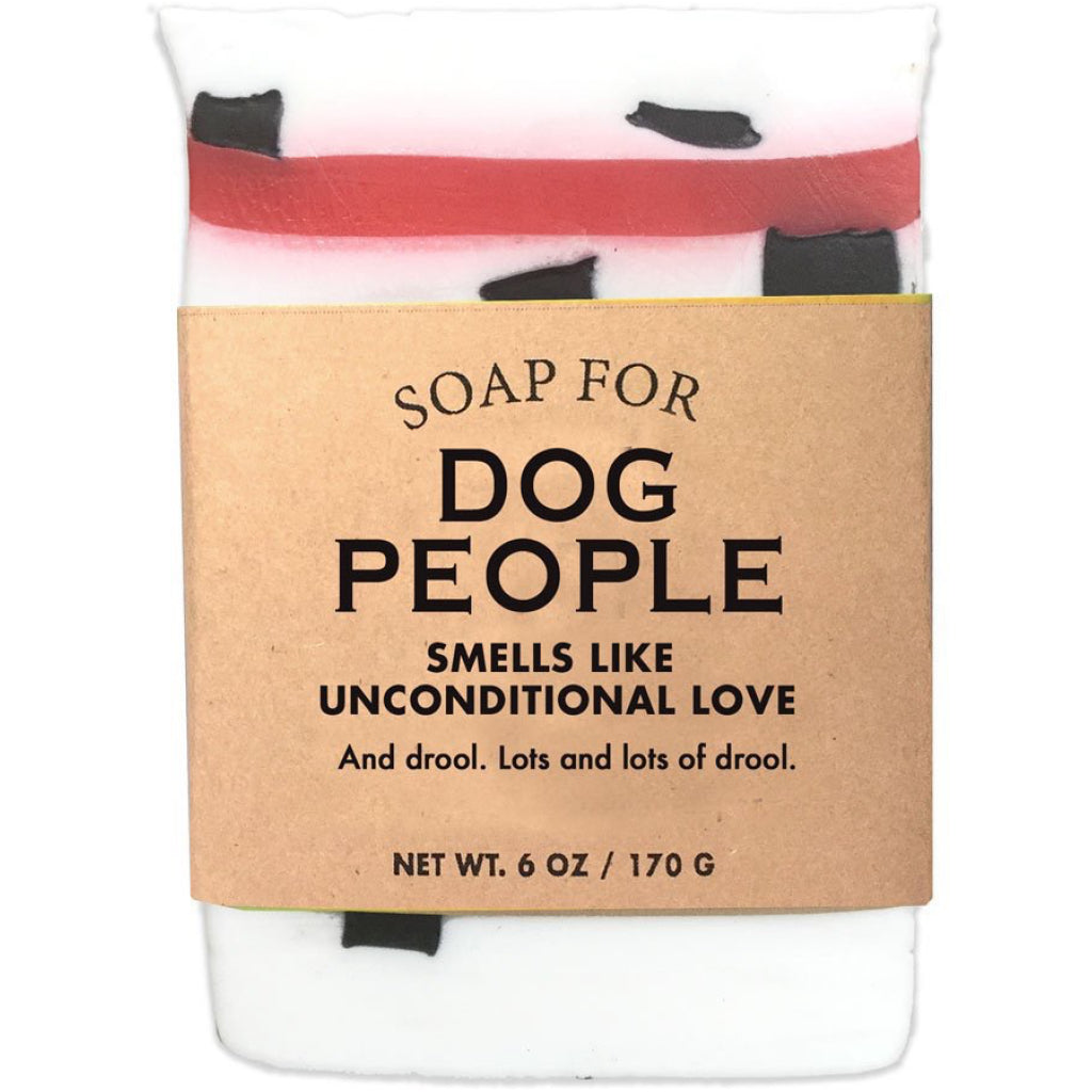 Dog People Bar Soap