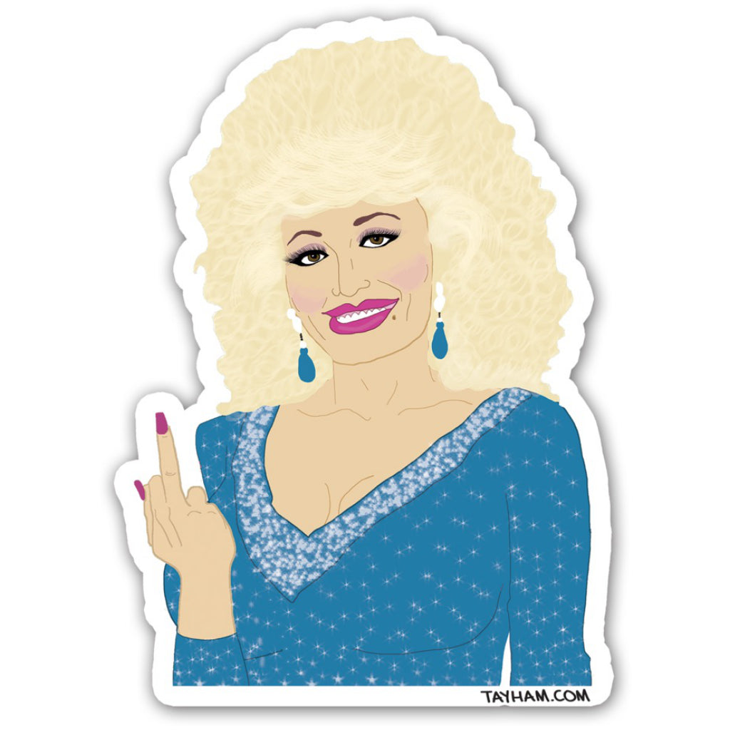 Dolly Parton Magent