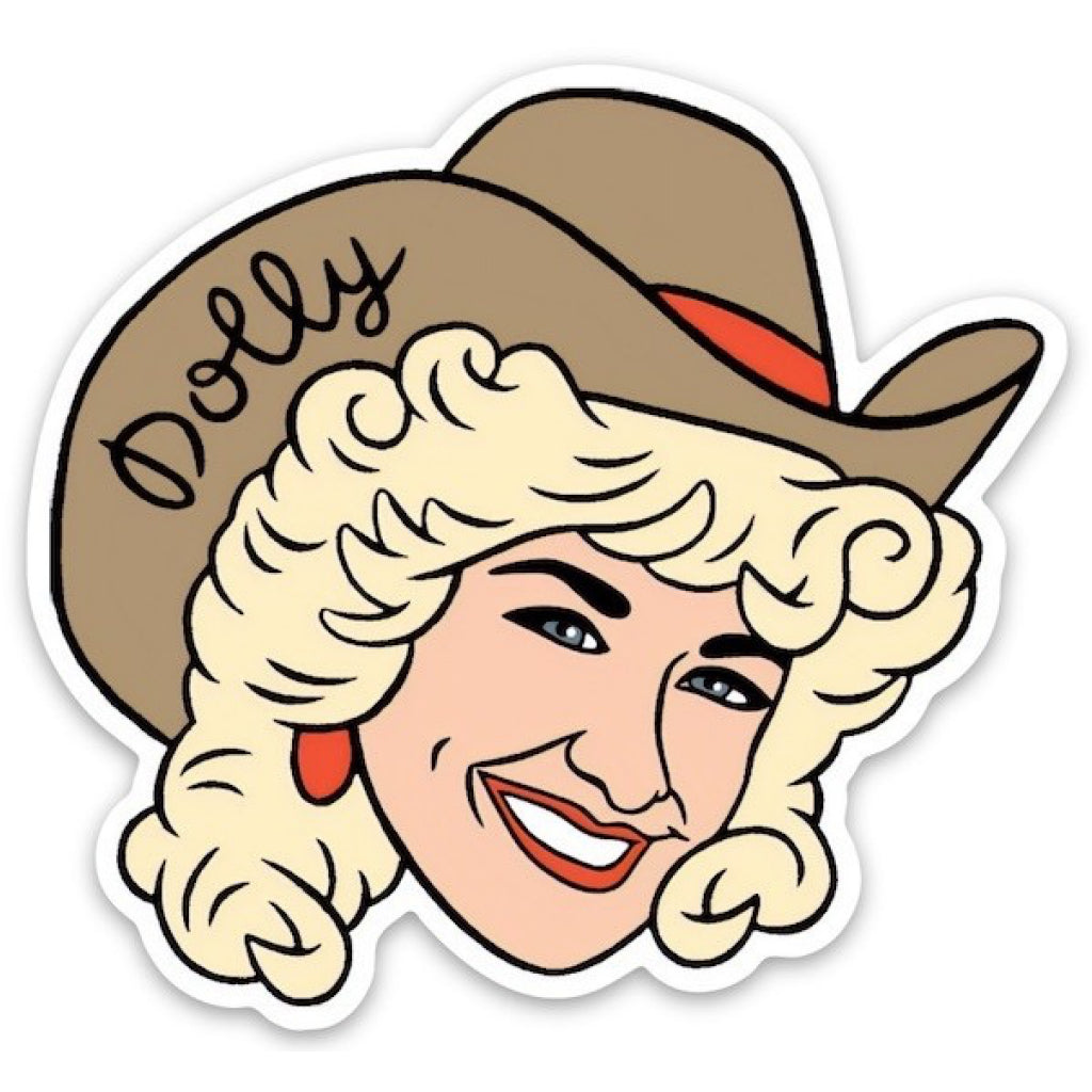 Dolly Parton Sticker