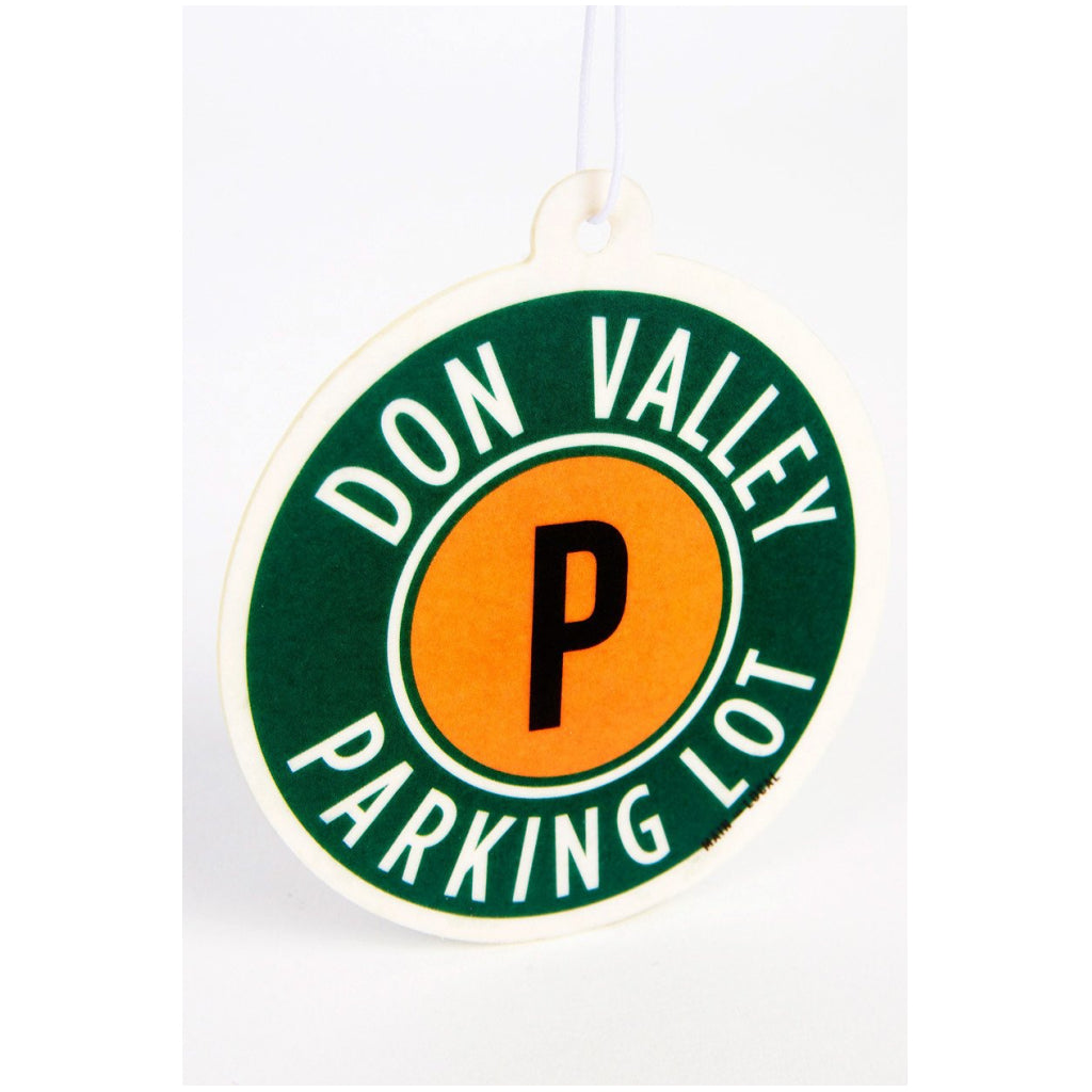 Don Valley Parking Lot Air Freshener