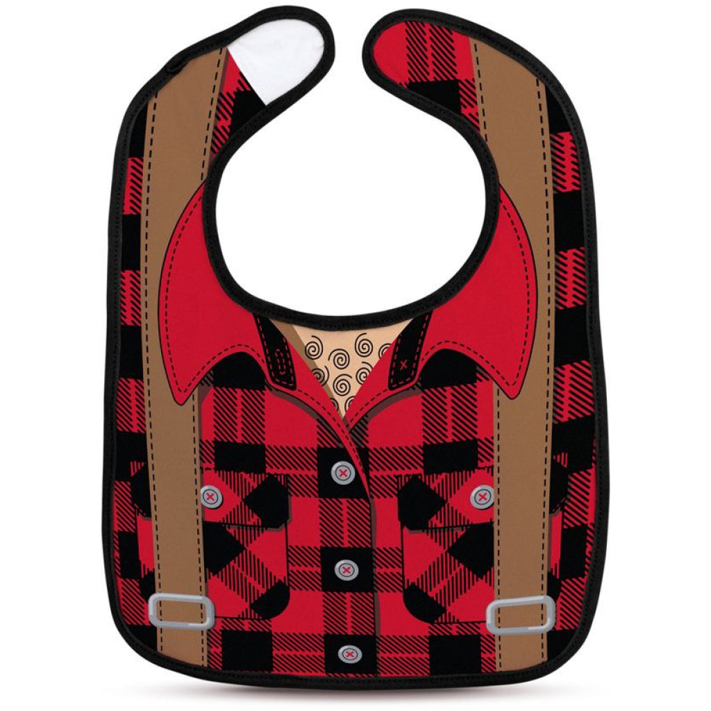 Bib of Dressed To Spill Lumberjack.