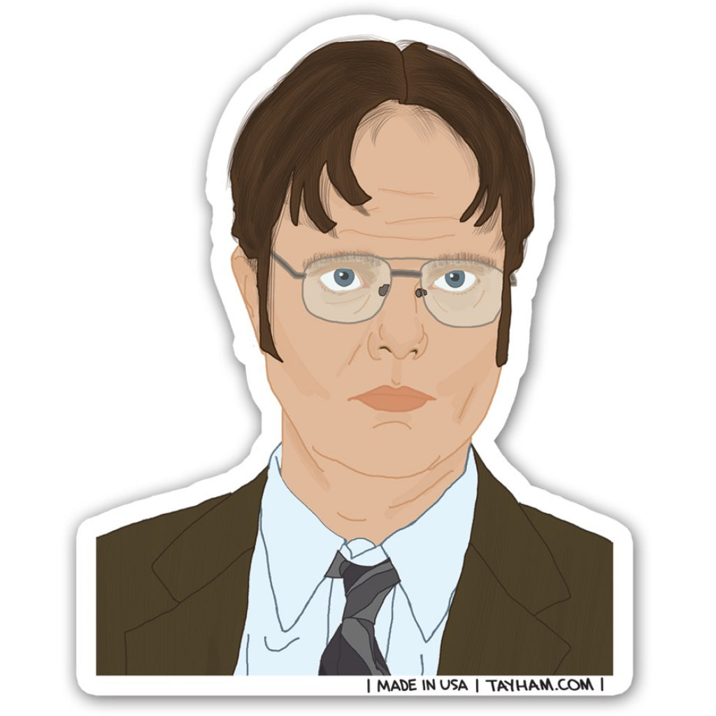 Dwight The Office Magnet