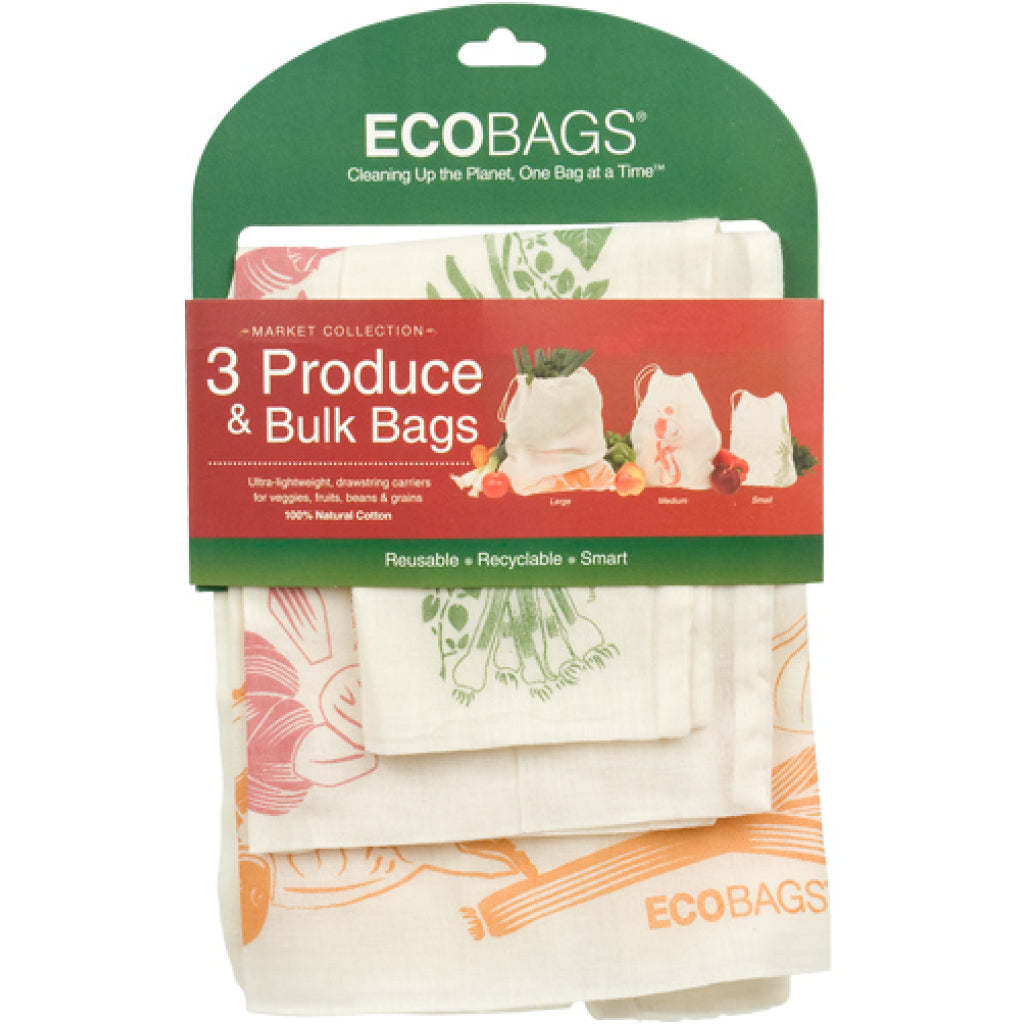 Produce Bags Set of 3