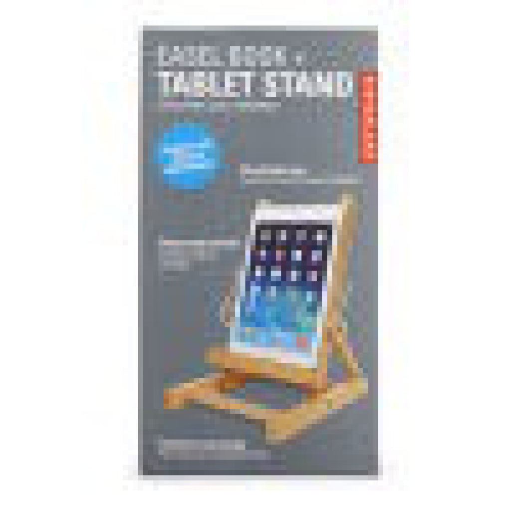 Easel Book & Tablet Stand In Box