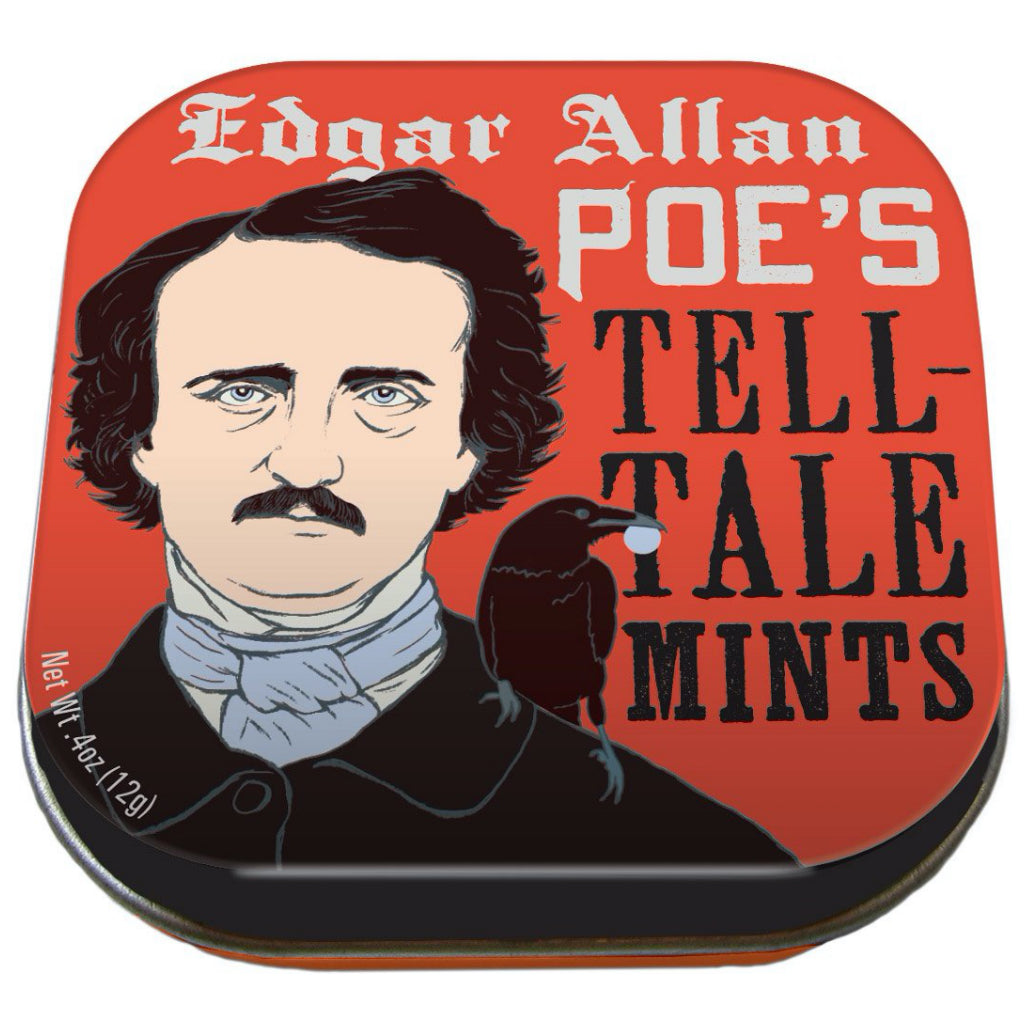 Edgar Allan Poe's Tell Tale Mints