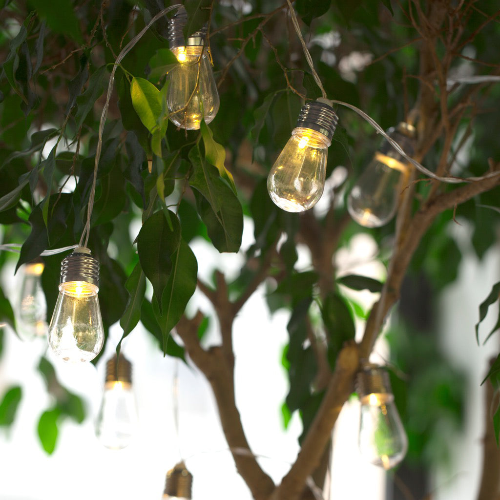 Edison Bulb String Lights Lifestyle 2