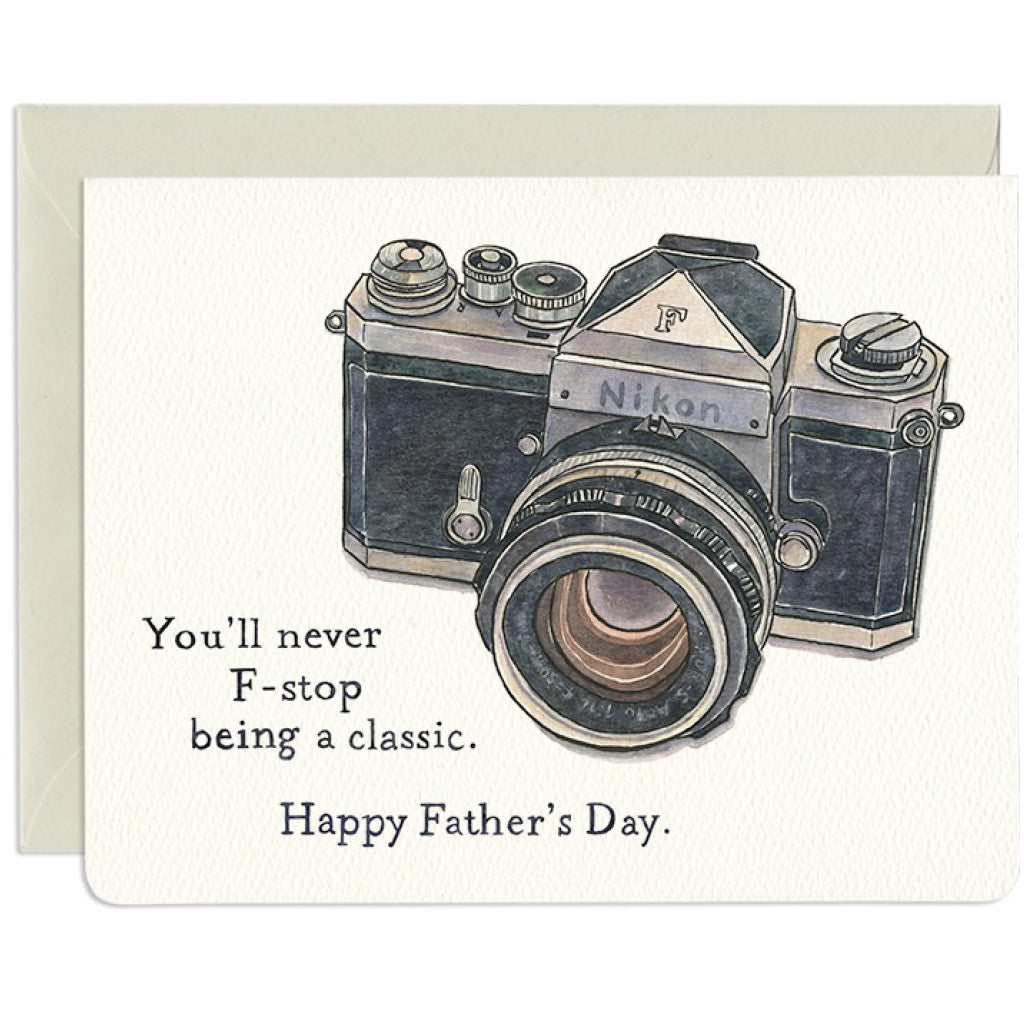 F-Stop Classic Camera Dad Card