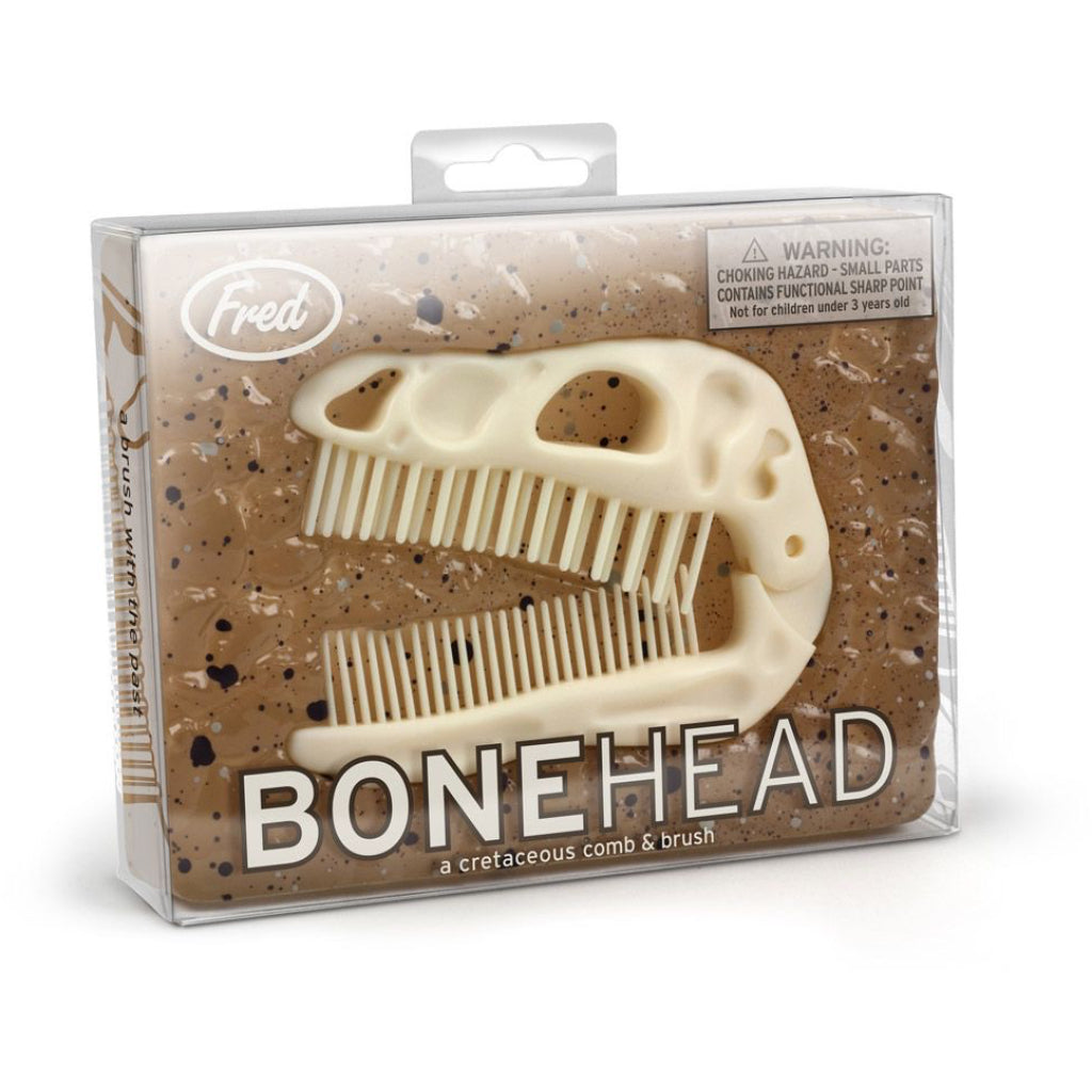 Package of Bonehead Folding Comb.
