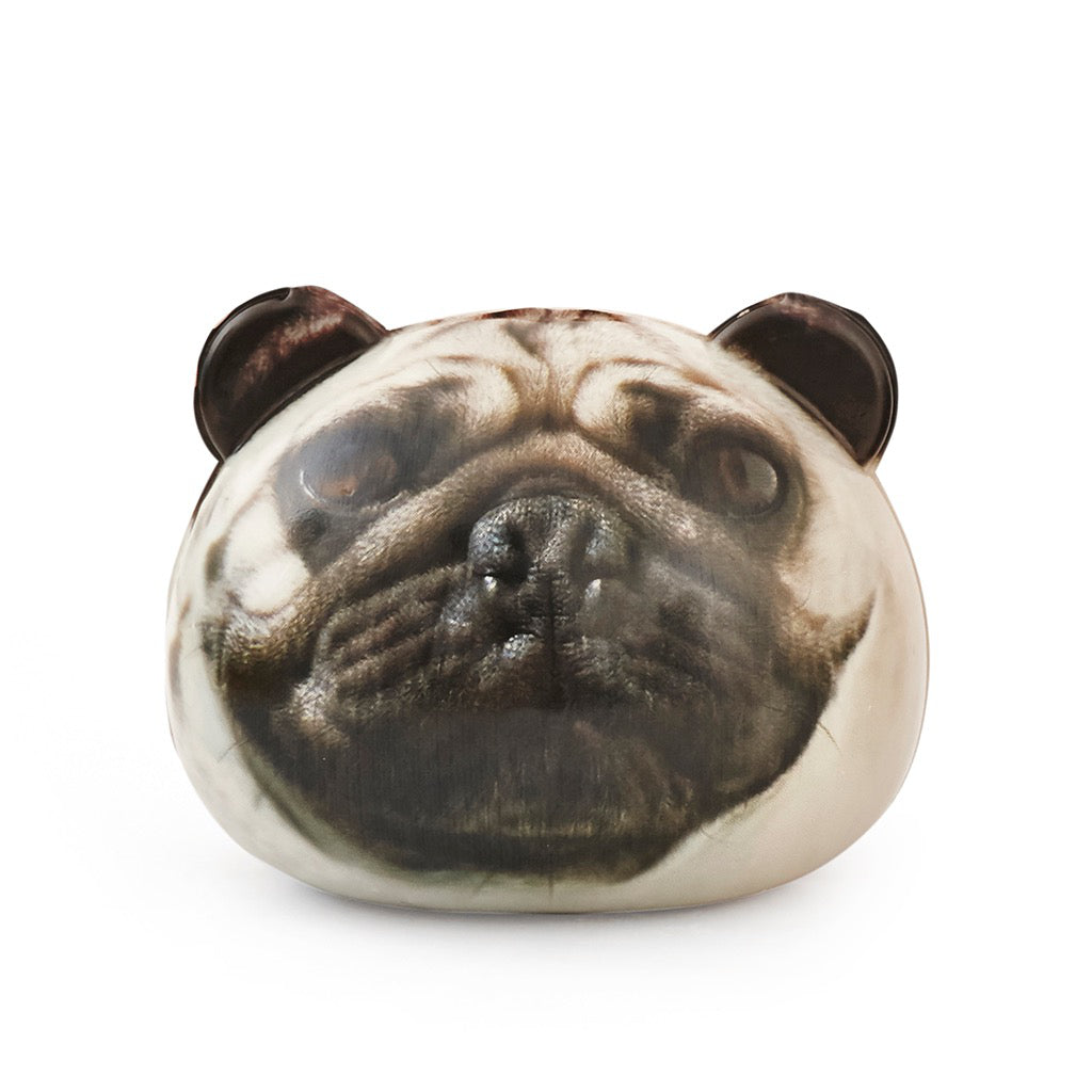 Feeling Ruff? Stress Ball Pug
