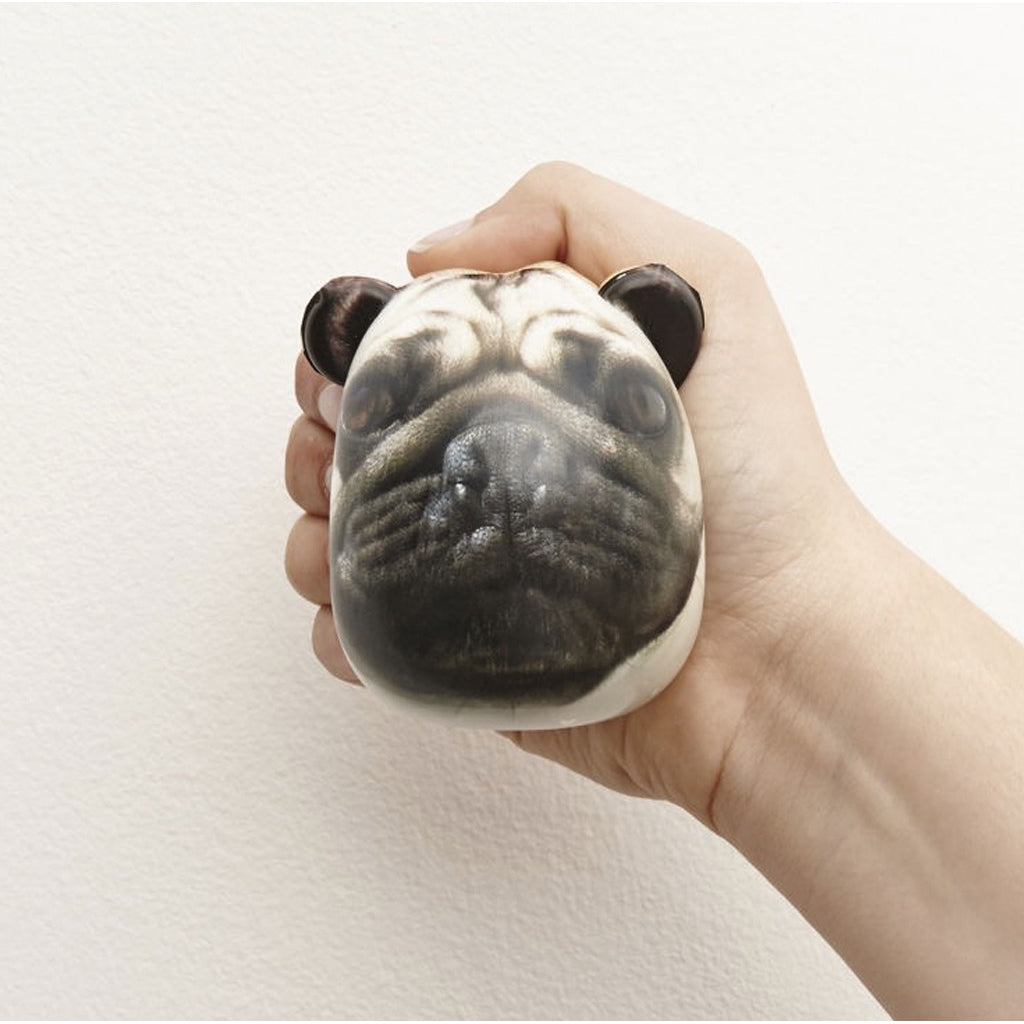 Feeling Ruff? Stress Ball In use