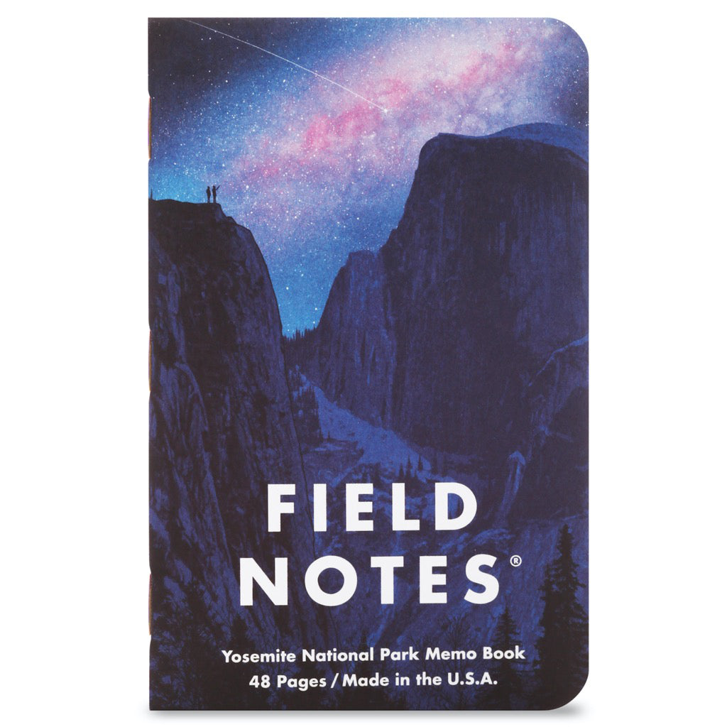 Field Notes National Parks Series A 3-Pack Notebooks A1 cover