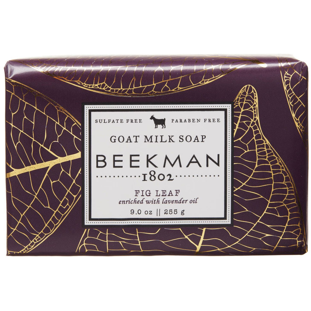 Fig Leaf Bar Soap 255g