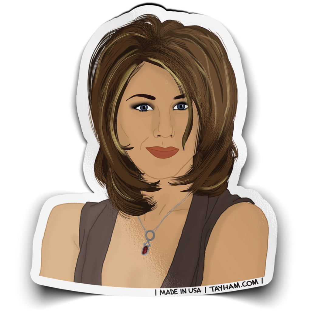 Friends Rachel Sticker