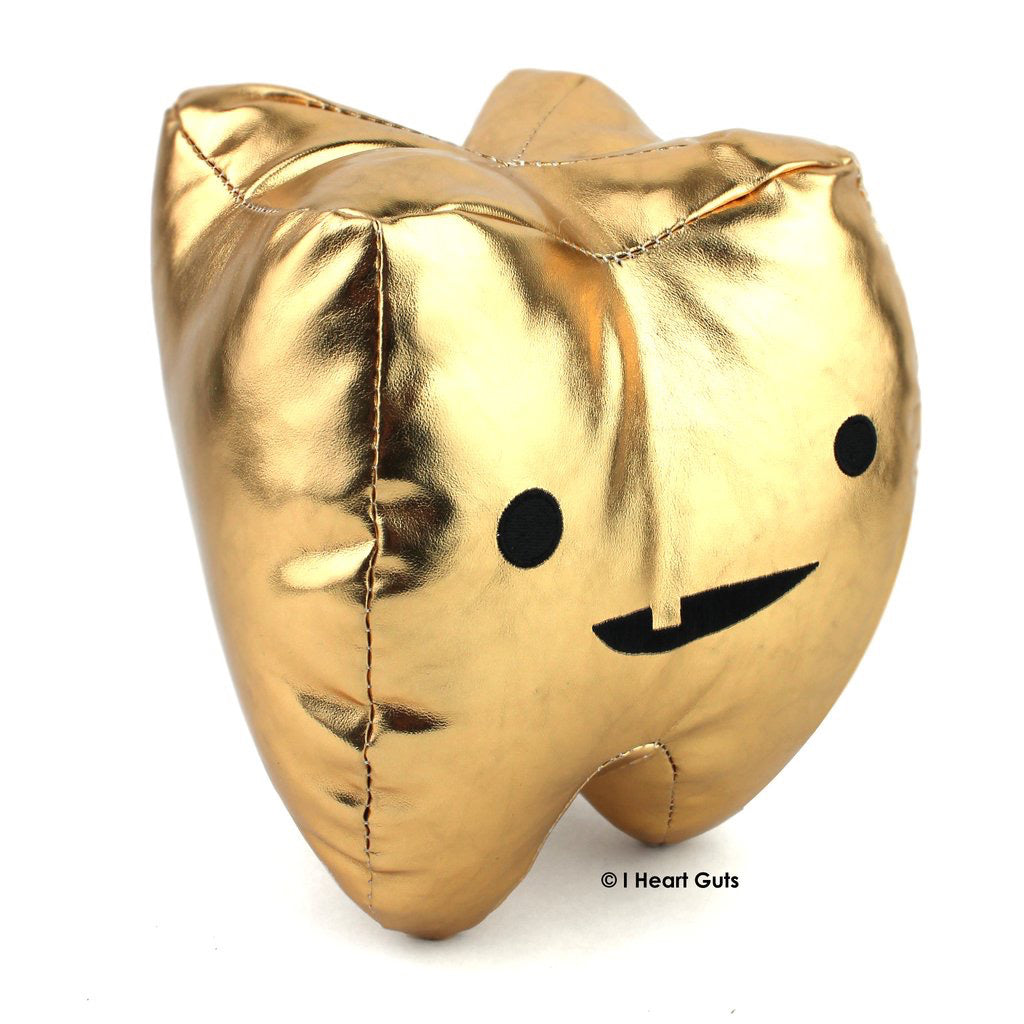 Gold Tooth Plush.