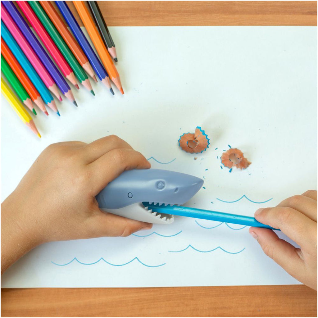 Great Write Pencil Sharpener In Use