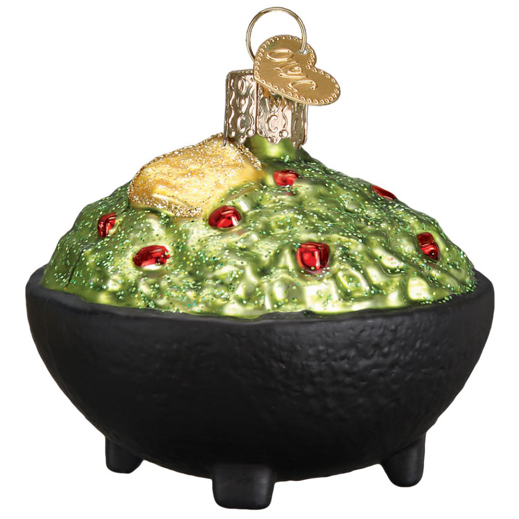 Guacamole Bowl Ornament