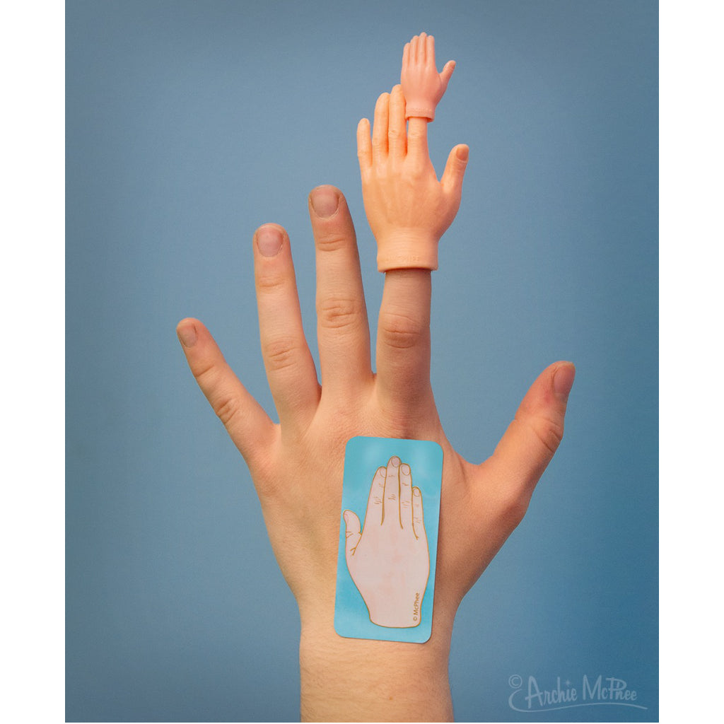 Handages Bandages On Hand
