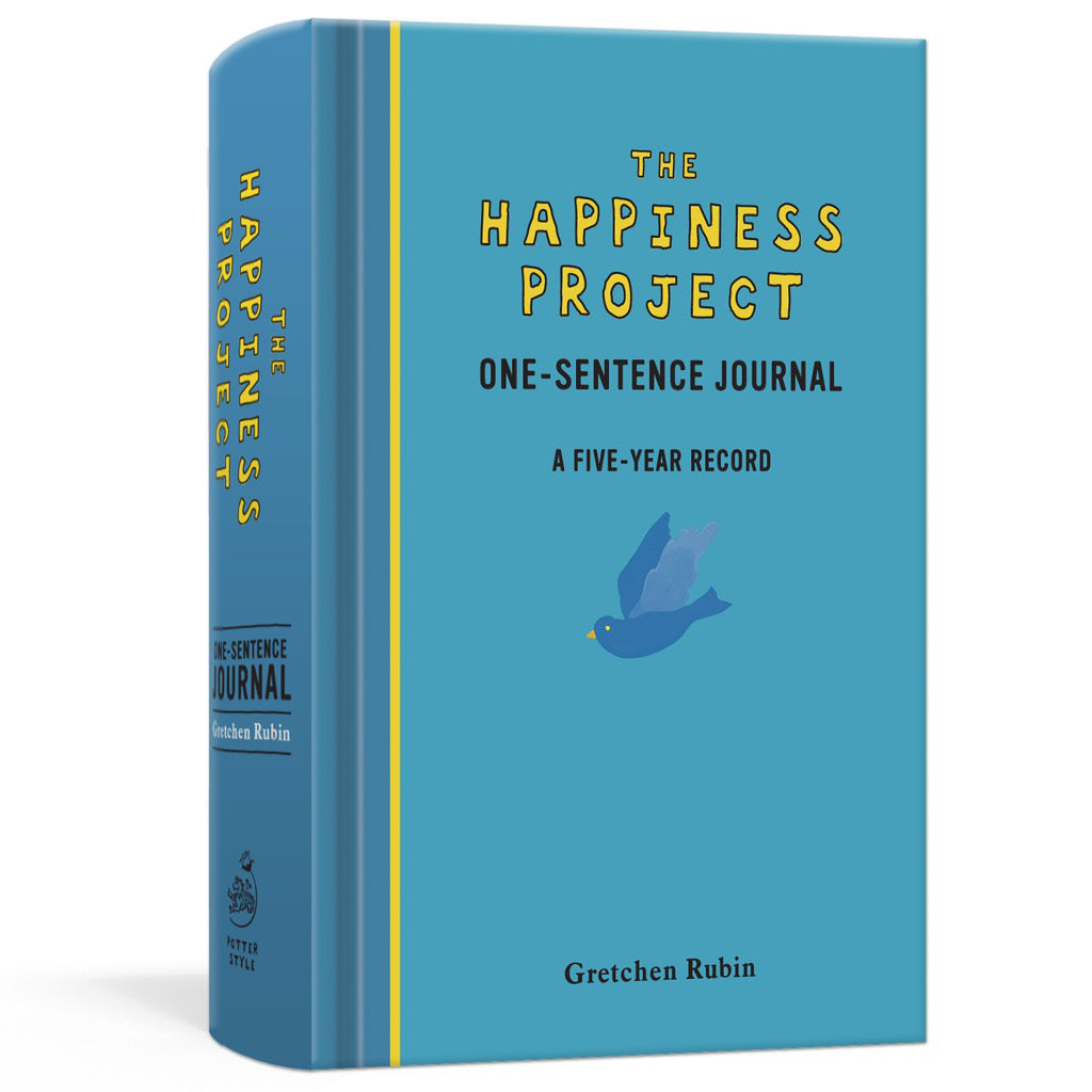 Happiness Project Journal