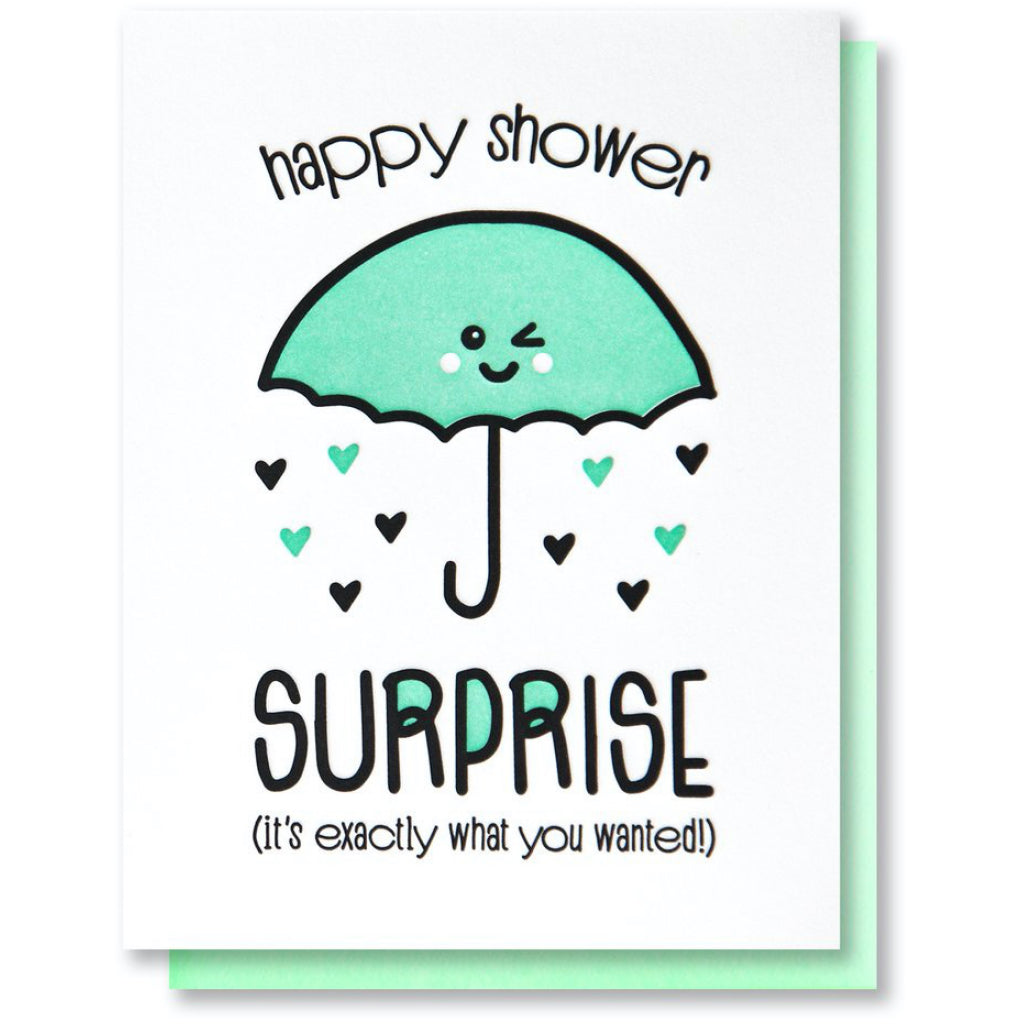 Happy Shower Card