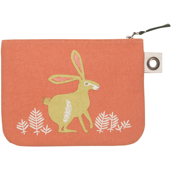 Hill & Dale Large Zipper Pouch