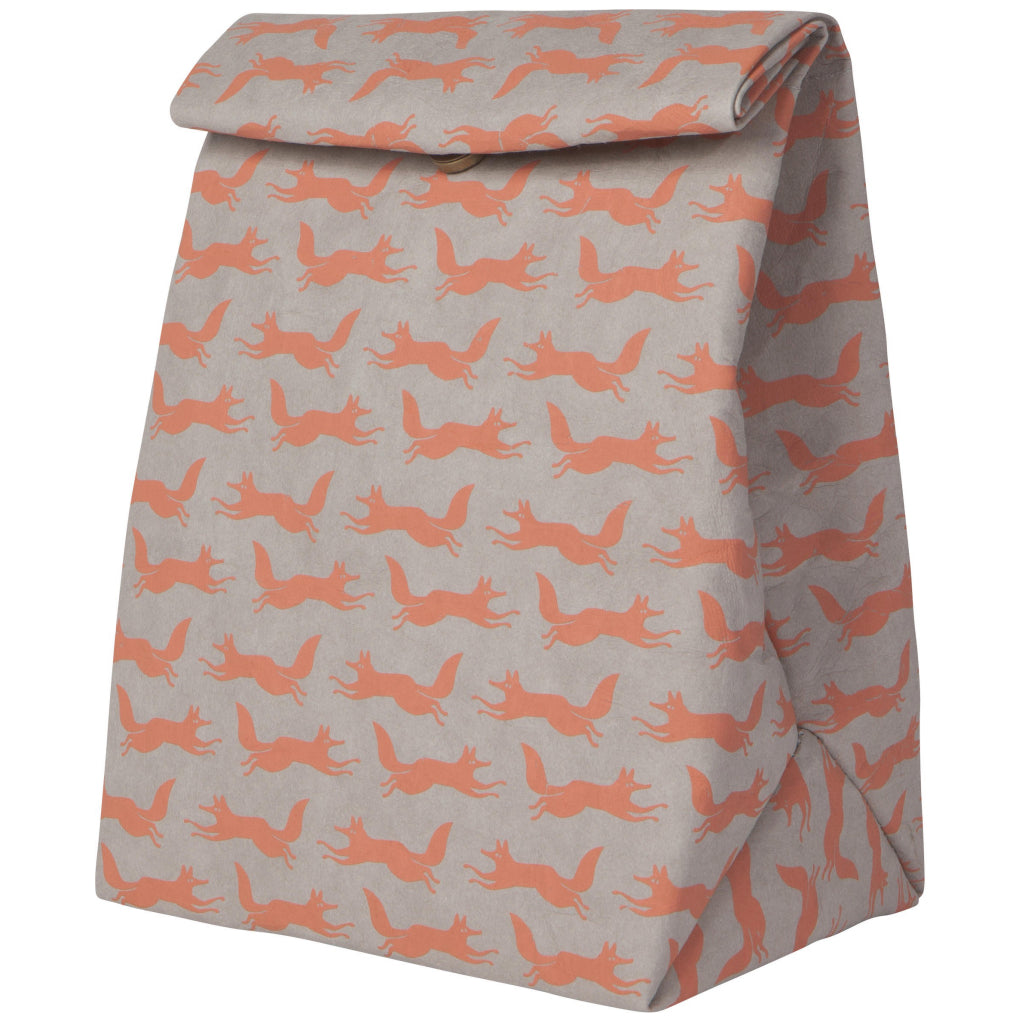 Hill & Dale Fox Paper Lunch Bag
