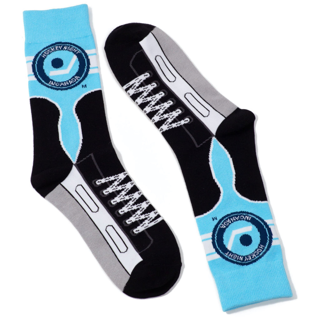 Hockey Night In Canada Skate Socks