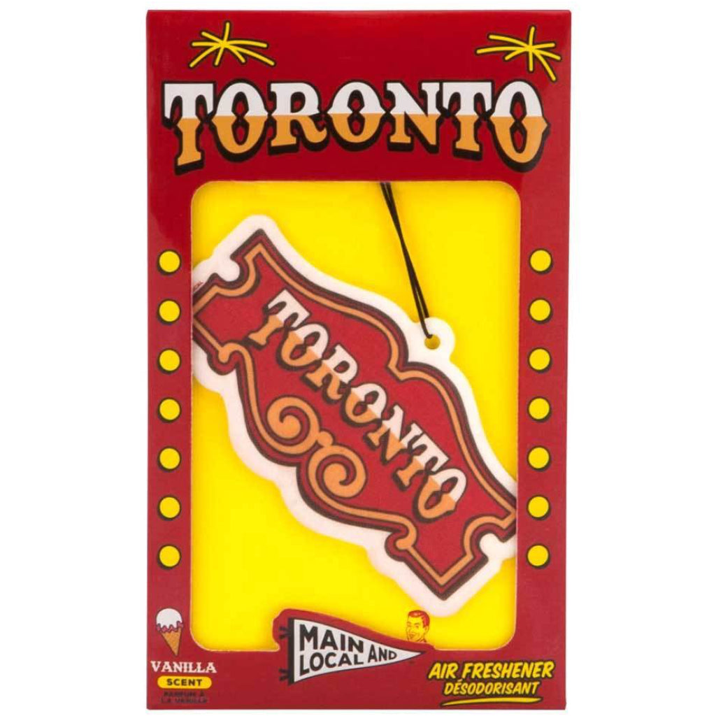 Honest Ed's Toronto Air Freshener