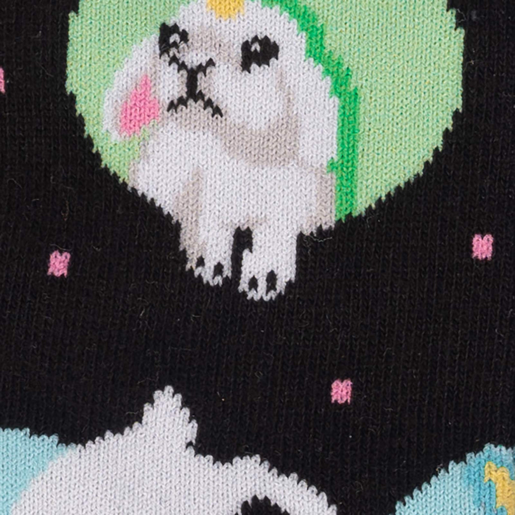 Hop To It Junior Knee Socks Close-Up