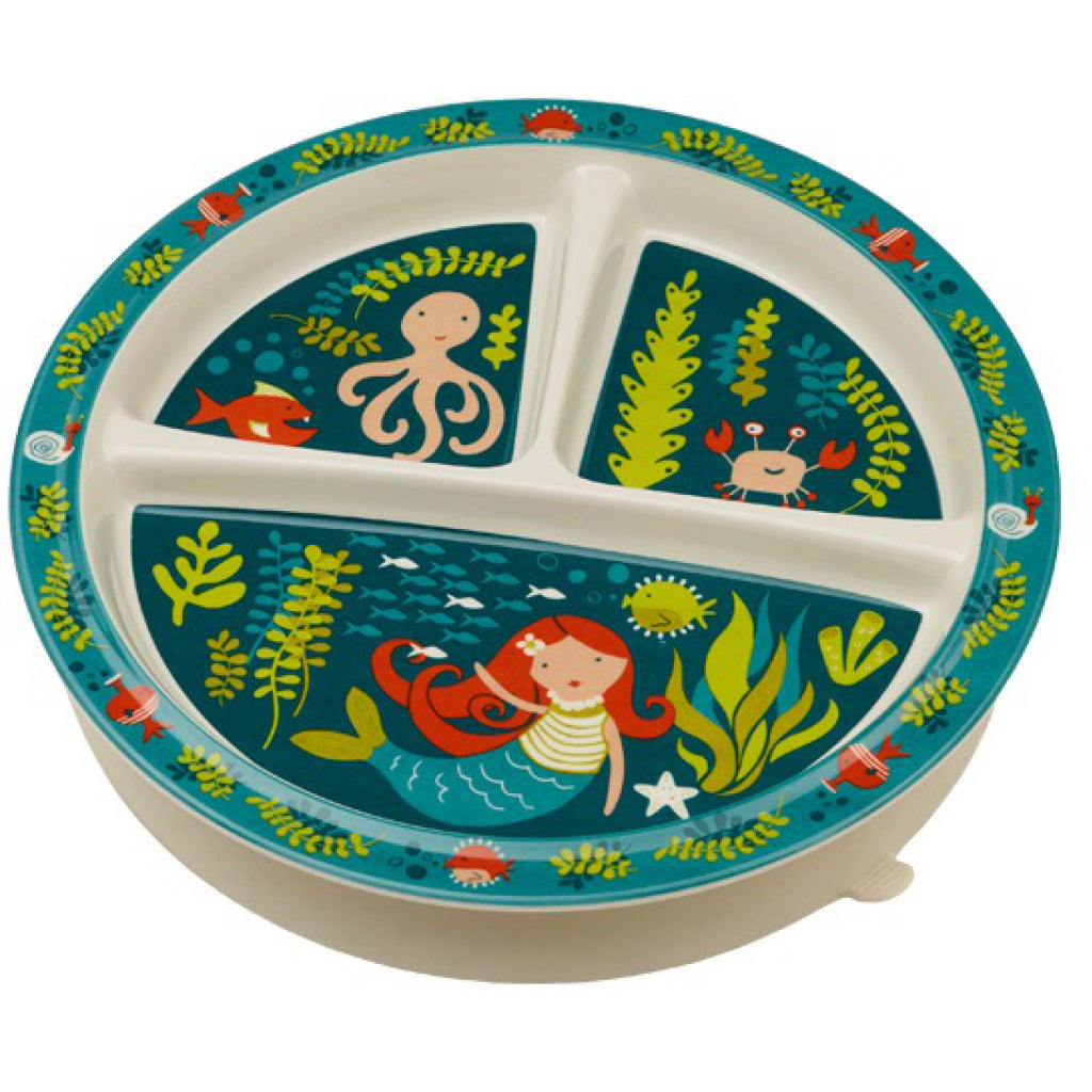 Isla Mermaid Divided Suction Plate