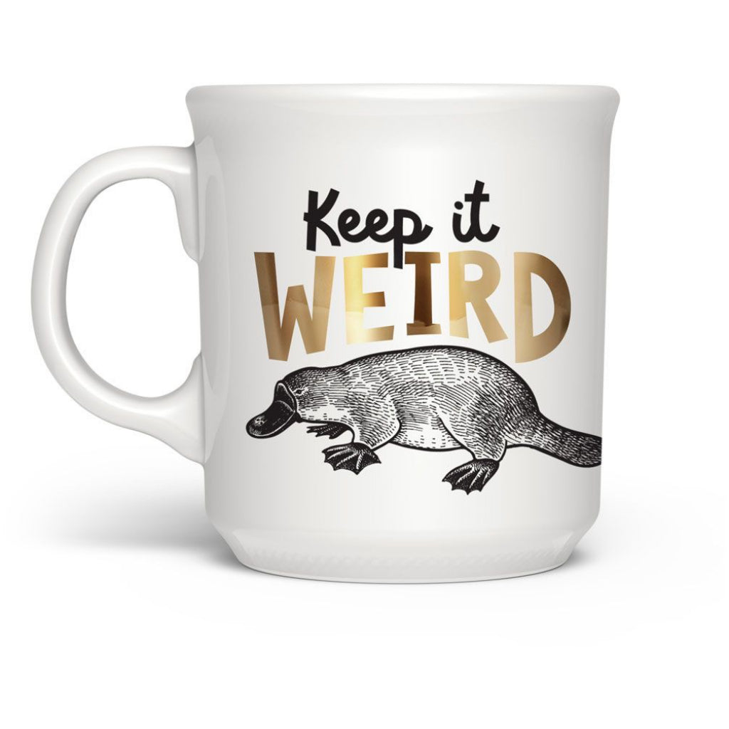 Keep It Weird Mug