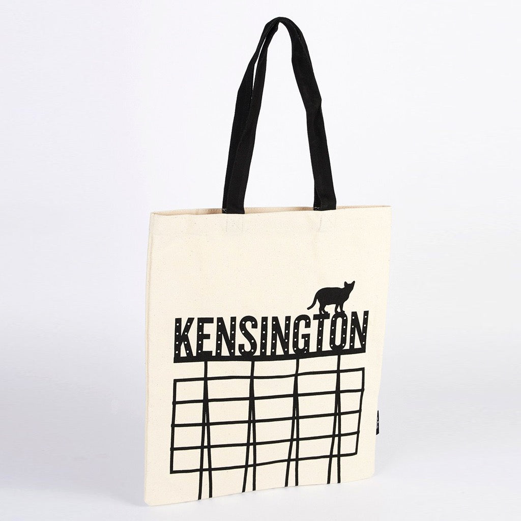 Kensington Cats Tote Bag