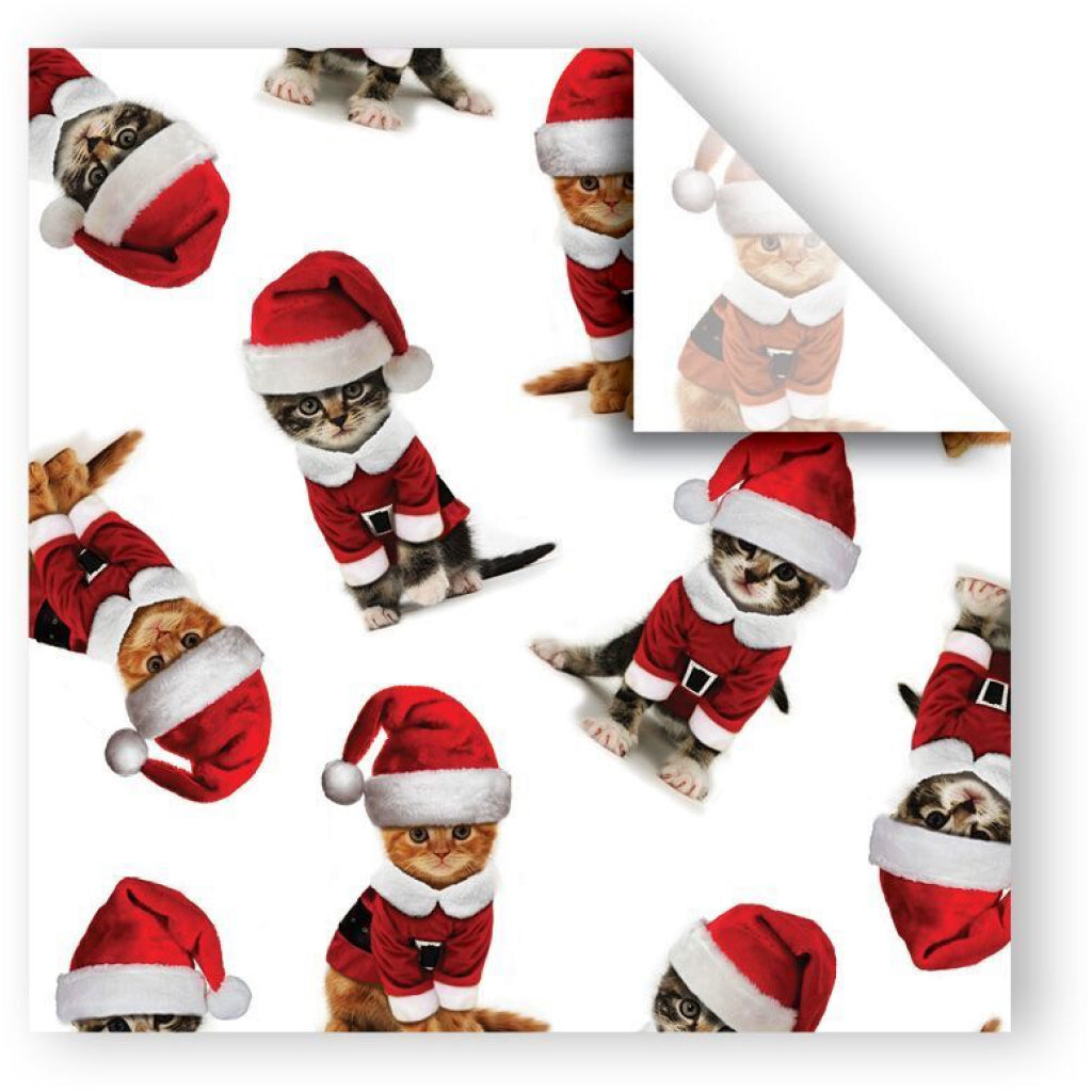 Kitty Christmas Designer Tissue